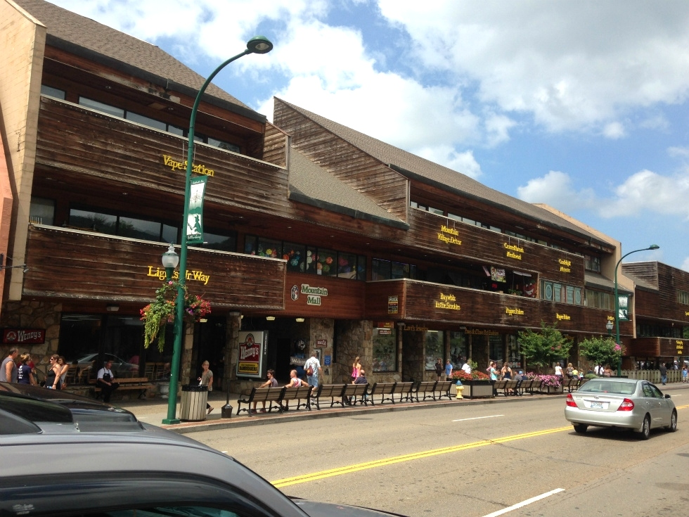 Commercial Framing Contractor   Mountain Mall Commercial Framing Contractor